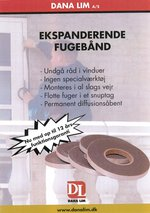Fugebånd / ekspansionsbånd