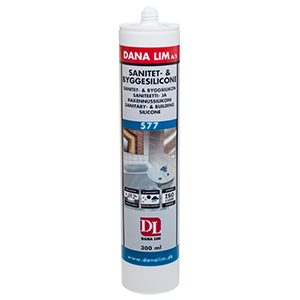 Sanitet- & Byggesilicone 577
