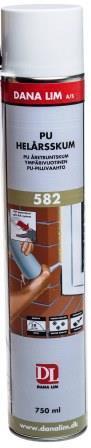 PU Helårsskum 582