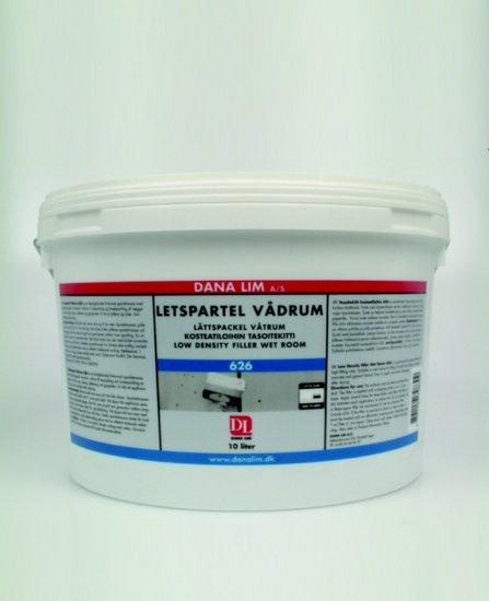 Low Density Fill Concrete : Low density filler wetroom