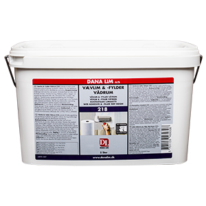 Web Adhesive & -Filler Wet Room 218