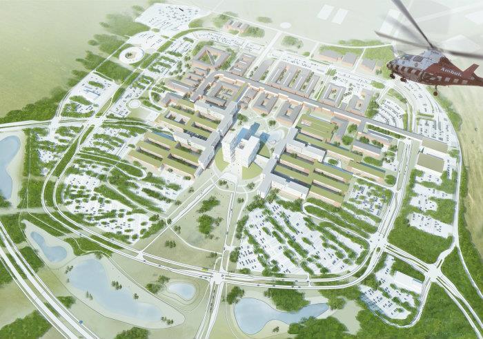 Det Nye Universitetshospital i Aarhus