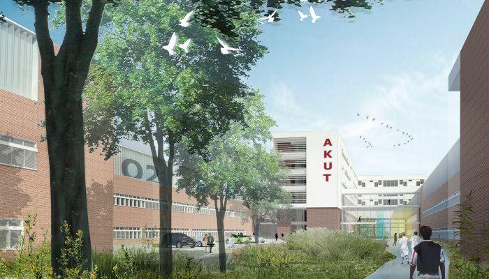 Nye Universitetshospital i Aarhus