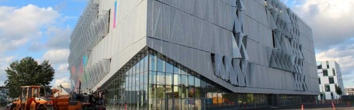 JORTONs apteringsentreprise på campus byggeriet til Syddansk Universitet har fået den højeste karakter ved evalueringen.