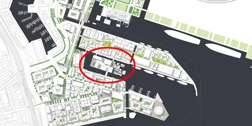 Et skridt nærmere etablering af Kronløbsøen