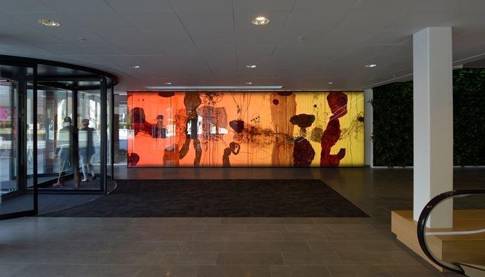 Deloittes nye lokaler i City Tower