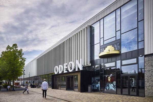Med kulturhuset Odeon har fynboerne fået meget for pengene
