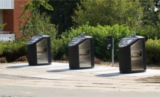 Nedgravede affaldssystemer