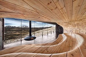Byggeri tegnet af Snøhetta