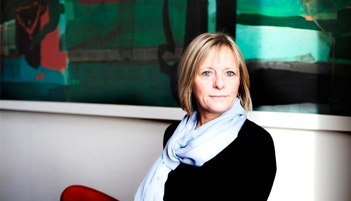Indretningsarkitekt Marianne Fryland