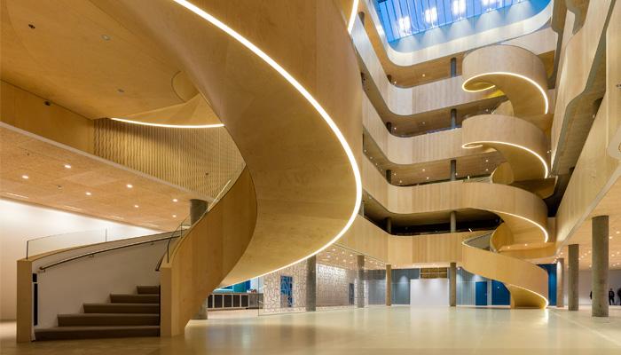 Karlsson Arkitekter: Et banebrydende psykiatribyggeri