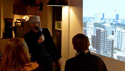 Byggeri + Arkitektur til Debataften i Byens Saloner