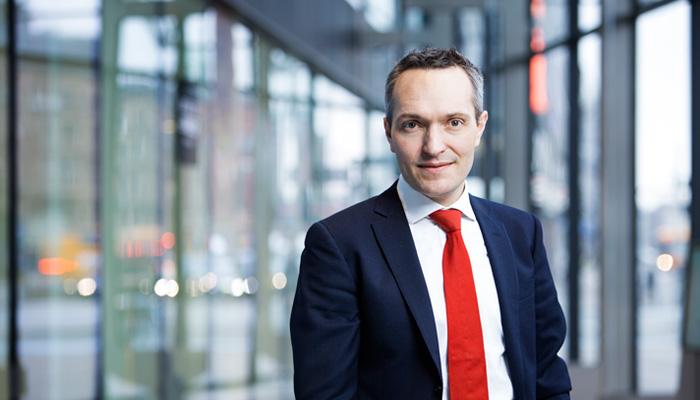Henrik Garver, direktør i Foreningen af Rådgivende Ingeniører (FRI)
