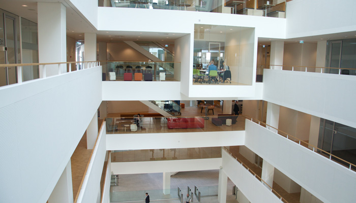 Henning Larsen Architects:: Nye synergier opstår