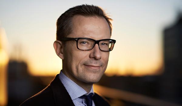 Lars Storr-Hansen, administrerende direktør Dansk Byggeri