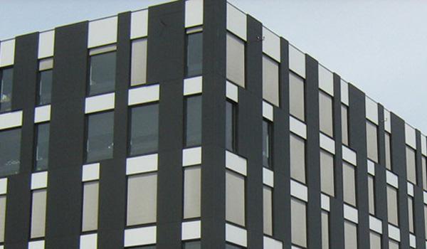 Jyllands Markisefabrik: Screen type JM-F85