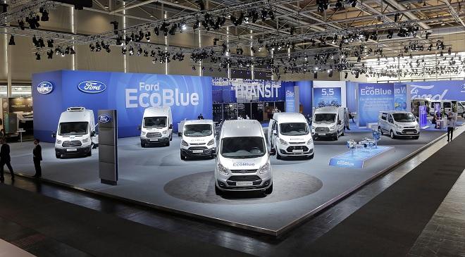 2016 markerer et nyt rekordår for salg og leasing af erhvervsbiler i Danmark