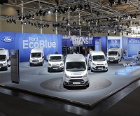 Der blev slået ny rekord inden for salg og leasing af biler til erhvervslivet i 2016