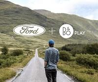 Nyt samarbejde mellem Ford og HARMAN betyder, at man allerede i 2017 vil kunne opleve B&O PLAY i flere Ford-modeller