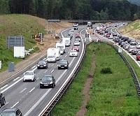 Danske bilister slår rekord i antal kørte kilometer på statsvejene, fremgår det af Vejdirektoratets seneste opgørelse