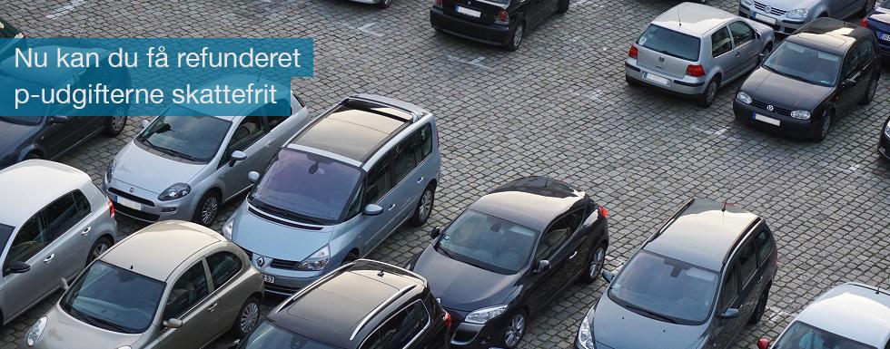 Nyt styresignal fra Skat åbner for, at du både kan få kørepenge og refusion for dine p-udgifter i forbindelse med arbejdet