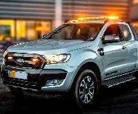 Har du vejen som arbejdsplads, er lyset på taget af varebilen helt afgørende for sikkerheden i løbet af arbejdsdagen