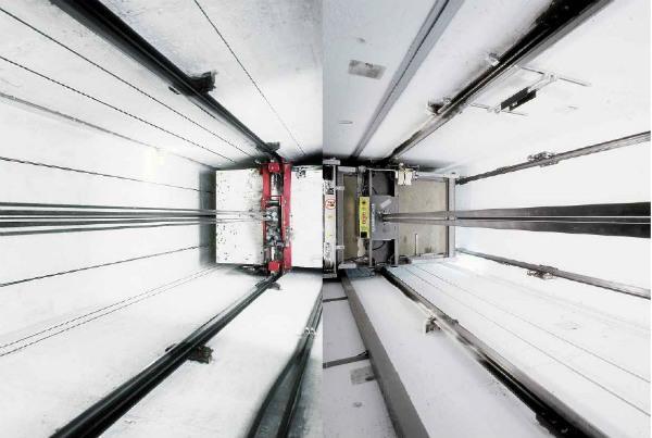 Schindler modernisering … giver din elevator nyt liv