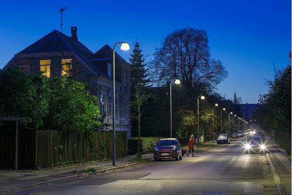 By- og parkbelysning – med mennesket i centrum