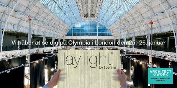 Kom og oplev Lay Light by Fiberline