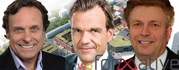 Disruption i byggebranchen: Første store aftale i hus for RIB's nye joint venture