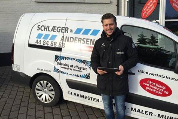Schlæger & Andersen bruger Minuba til deres sagsstyring