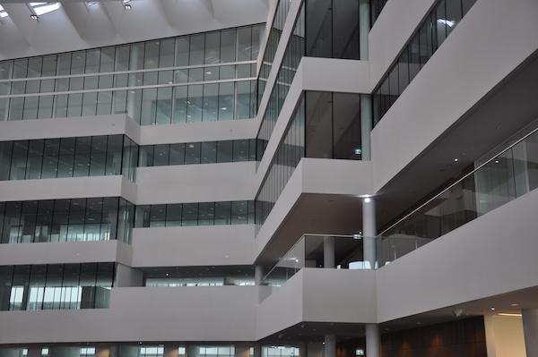 Krav til glaskonceptet i Nordea-domicil medførte fysiske styrketest