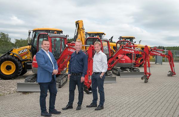 Nicolaisen & Larsen A/S indgår aftale med LOXAM