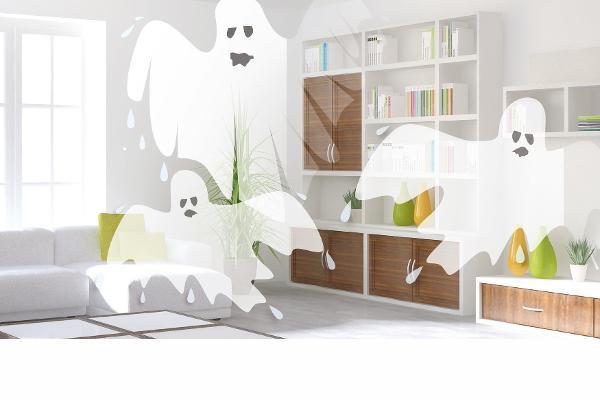 Undgå spøgelser i konstruktionen