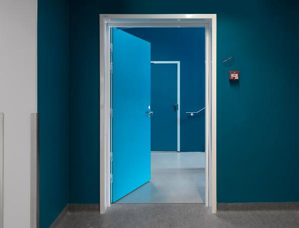 700 farvede døre til supersygehus