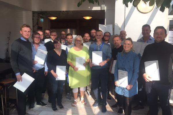 Tillykke til Danmark nye IKT-ledere!