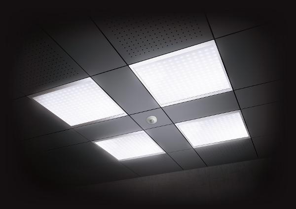 Biologisk effektivt lys til standardkontorer – CELINE Quadro-sættene