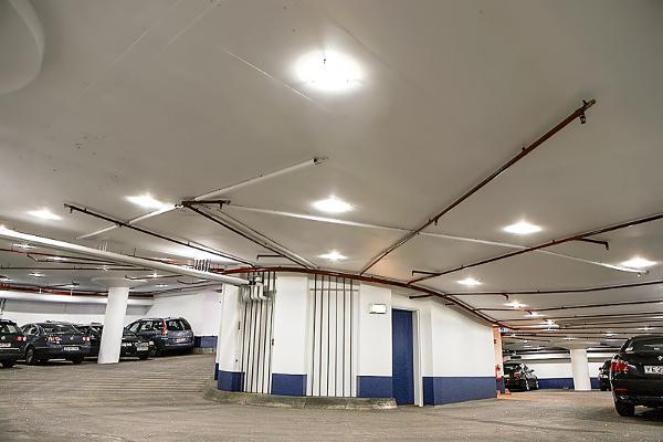 Danske Bank: ny energibesparende LED belysningsløsning giver store besparelser