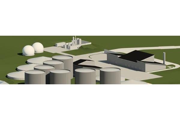 Danmarks største biogasanlæg går den digitale vej