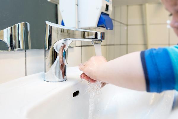 Energieffektive vandhaner giver markante besparelser på vandforbruget