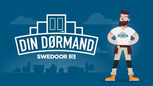 SWEDOOR lancerer håndværkerklub