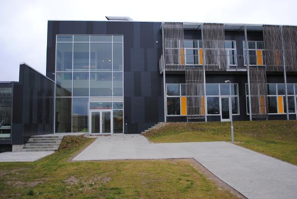 Klostermarksskolen en bæredygtig renovering og fremtidsrettet nybyggeri