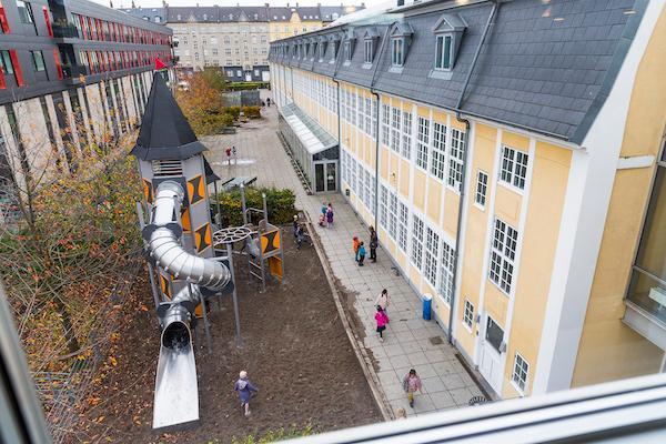 Case: Valby Skole reducerer vandforbruget med 30 %