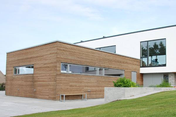 Den bæredygtige facade