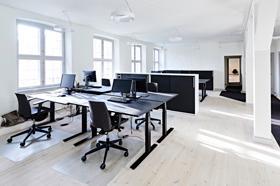 Plads til lyd - og god akustik på kontoret