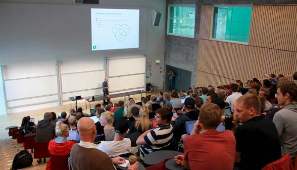 Green Building Council Denmark: Studerende undervises i bæredygtigt byggeri