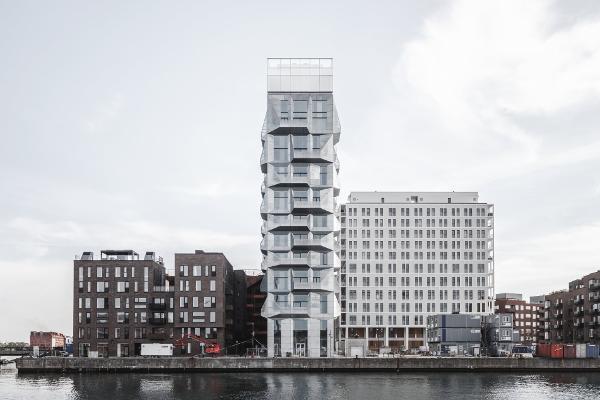 Stort tillykke til The Silo i Nordhavnen med prisen som danske mestre i bygningsrenovering