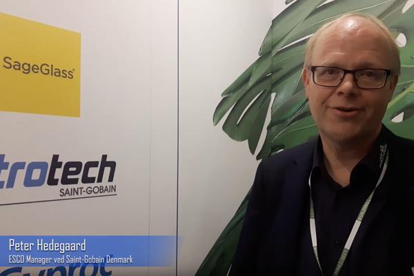 Interview med Saint-Gobain fra Building Green i Forum