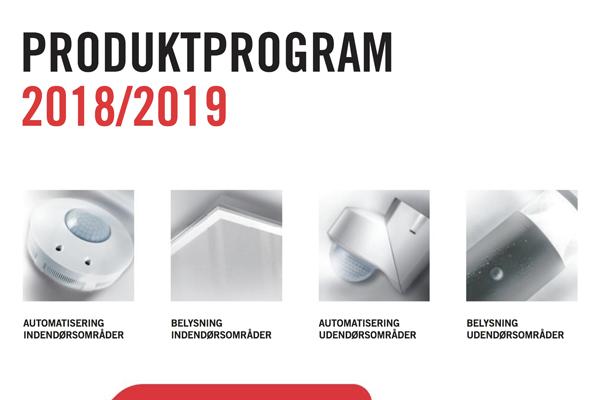 Produktprogram 2018/2019