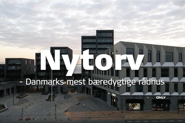 Danmarks mest bæredygtige rådhus
